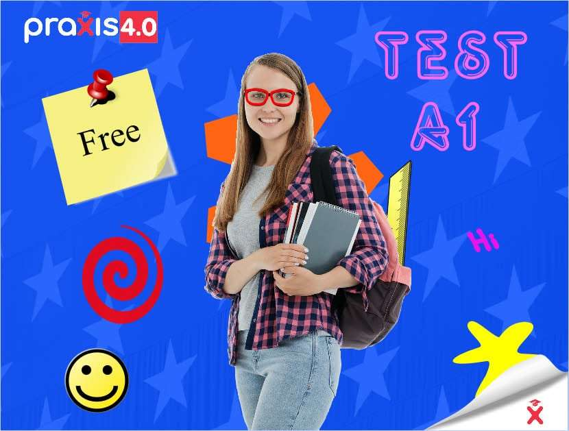 Test de inglés A1
